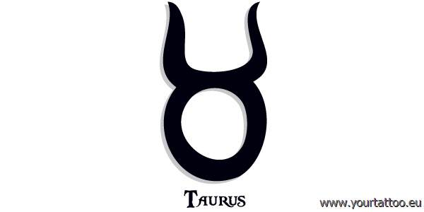 taurus zodiac tattoo stier sternzeichentattoo. Black Bedroom Furniture Sets. Home Design Ideas